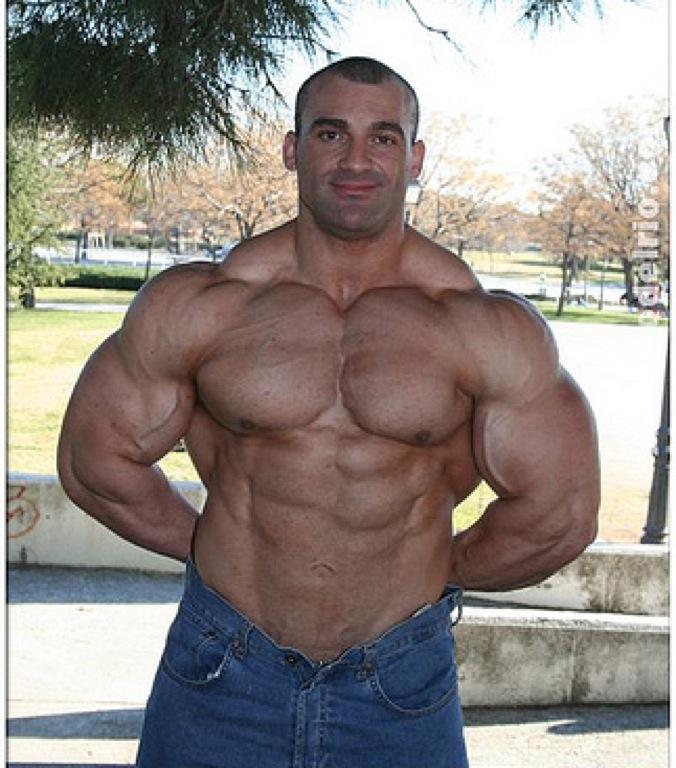 from Harold atlanta bodybuilder gay