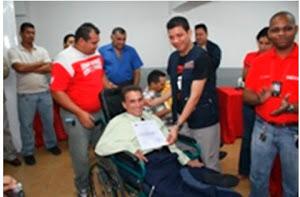 Reconocimiento con repercusión simbólica a todas las personas con discapacidad de Venezuela