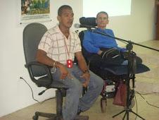 Rosnel Moreno, coordinador de Conapdis