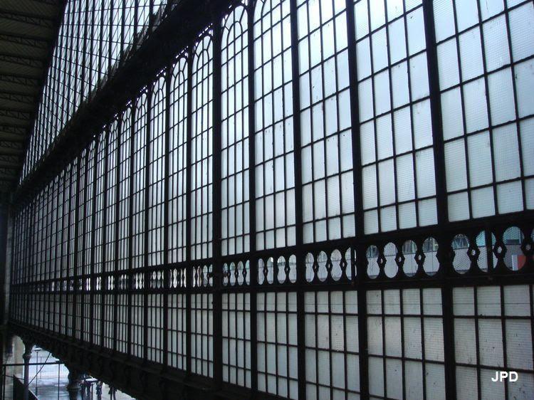 Paris bise art la grande verri re - La grande verriere jardin d acclimatation ...