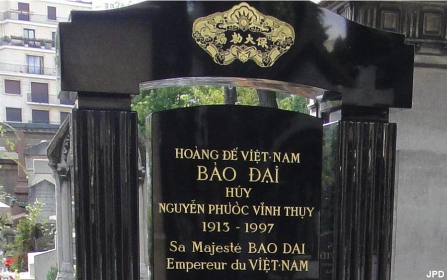 Image result for tang lễ bảo đại