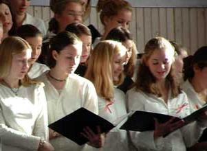 Girls' chorus