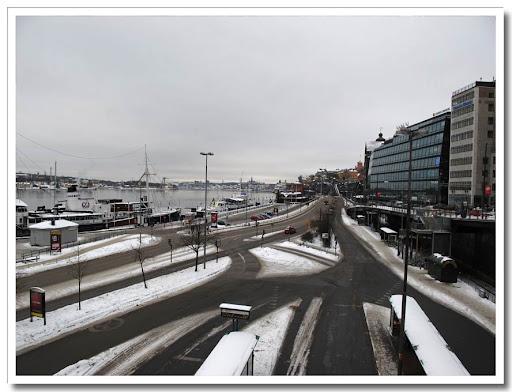 Slussen/Stadsgården
