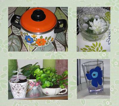Blommig färgbomb, klicka för större bild