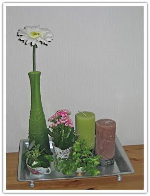 Blomochljusbricka