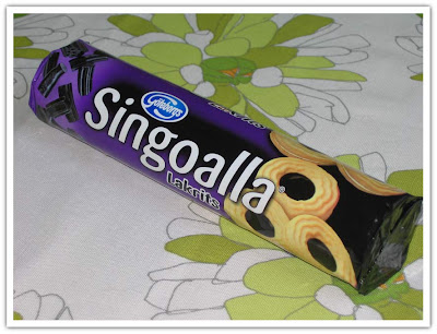 Singoalla lakrits