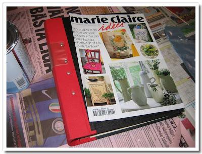 Franska magasinen i pärm