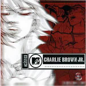 Capa do Show em DVD - Charlie Brown Jr. - Acústico MTV