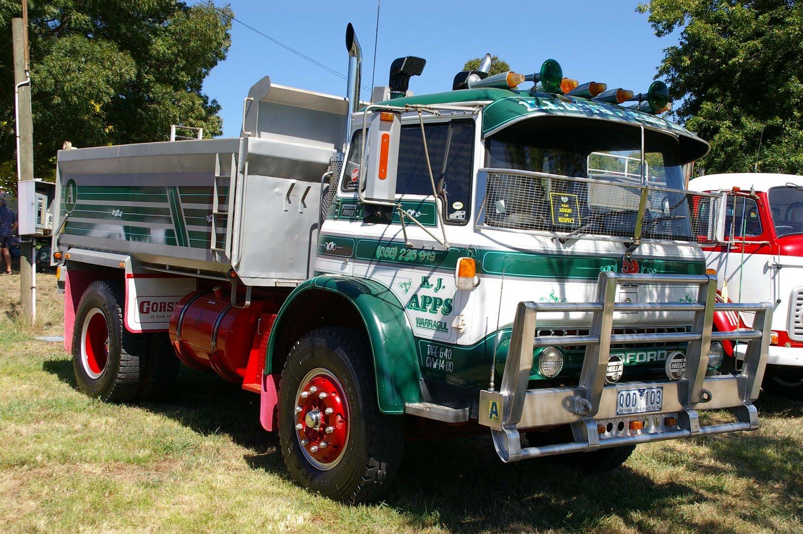 Historic Trucks Trucks In Action 2010 Part 3
