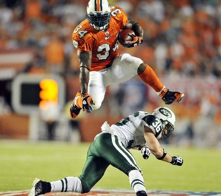 ricky williams miami dolphins new york jets