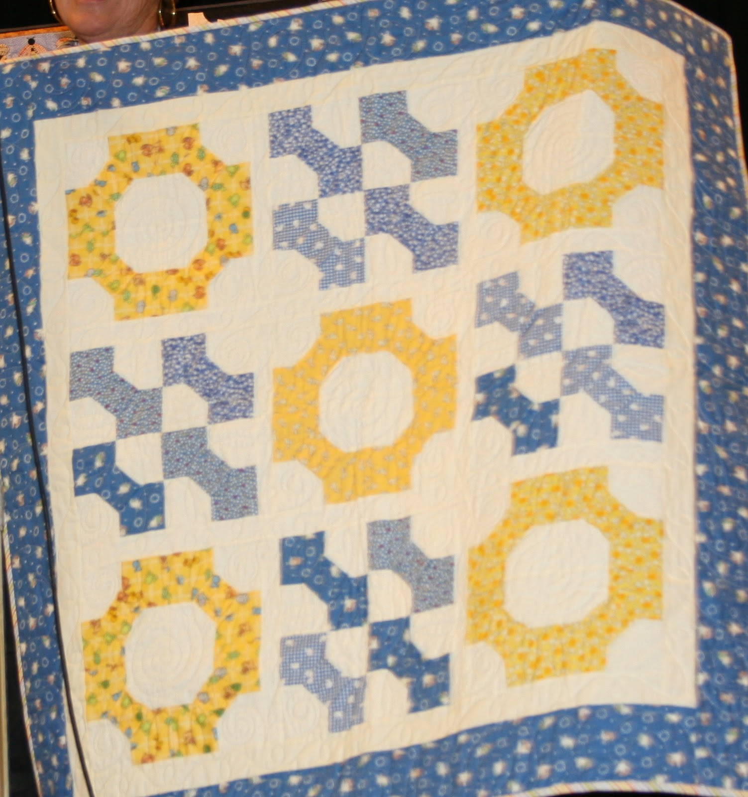 Necktie Quilt Patterns For Beginners : Utah Valley Quilt Guild: October Show and Tell