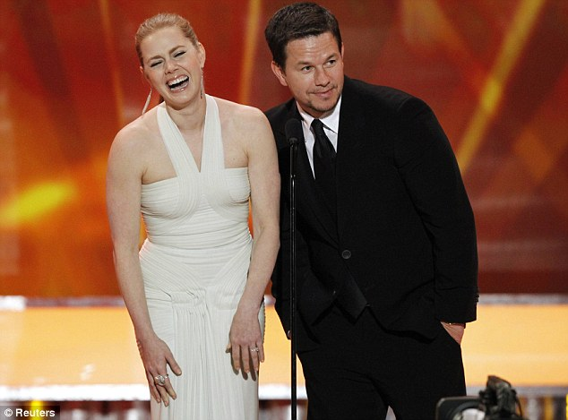 amy adams bra the fighter. Fighting funny: The Fighter