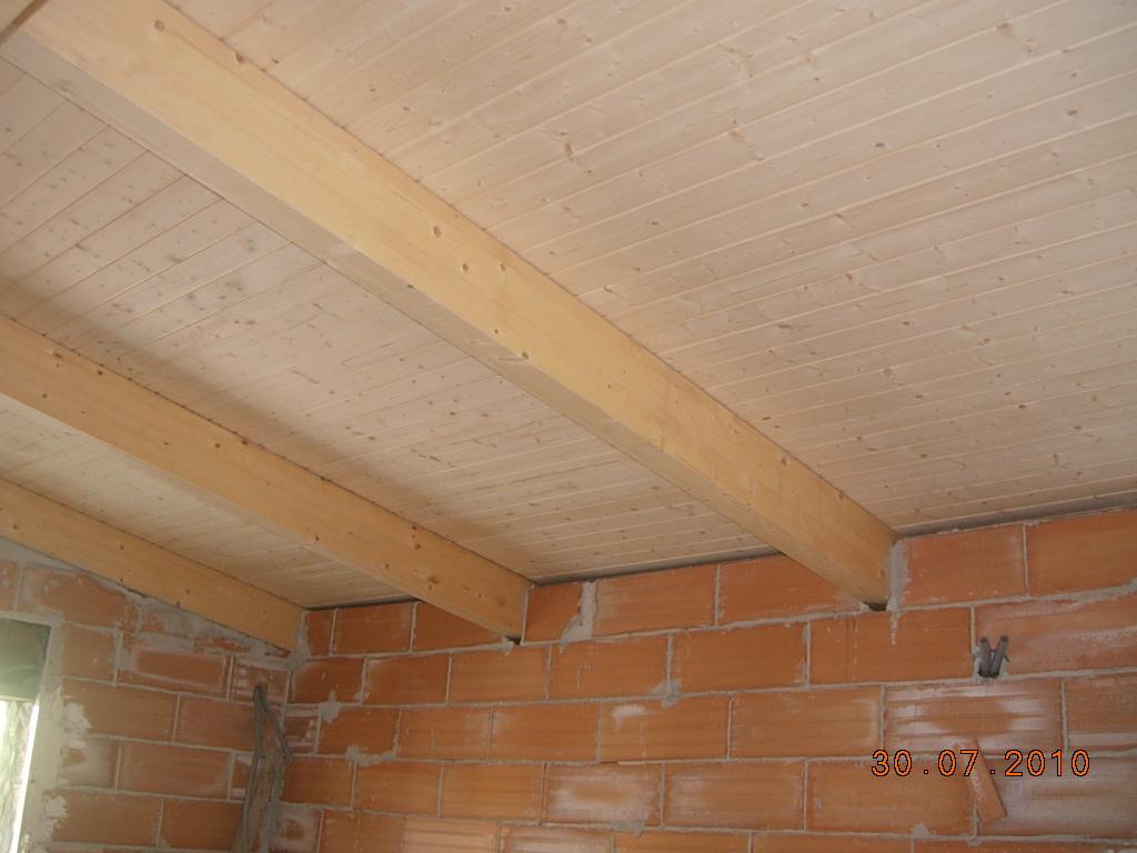 cubierta ligera de madera bricolaje