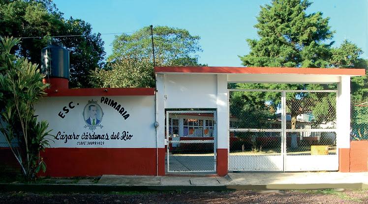 Primaria Lázaro Cárdenas Coatepec