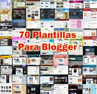 pack de plantillas premium para blogger