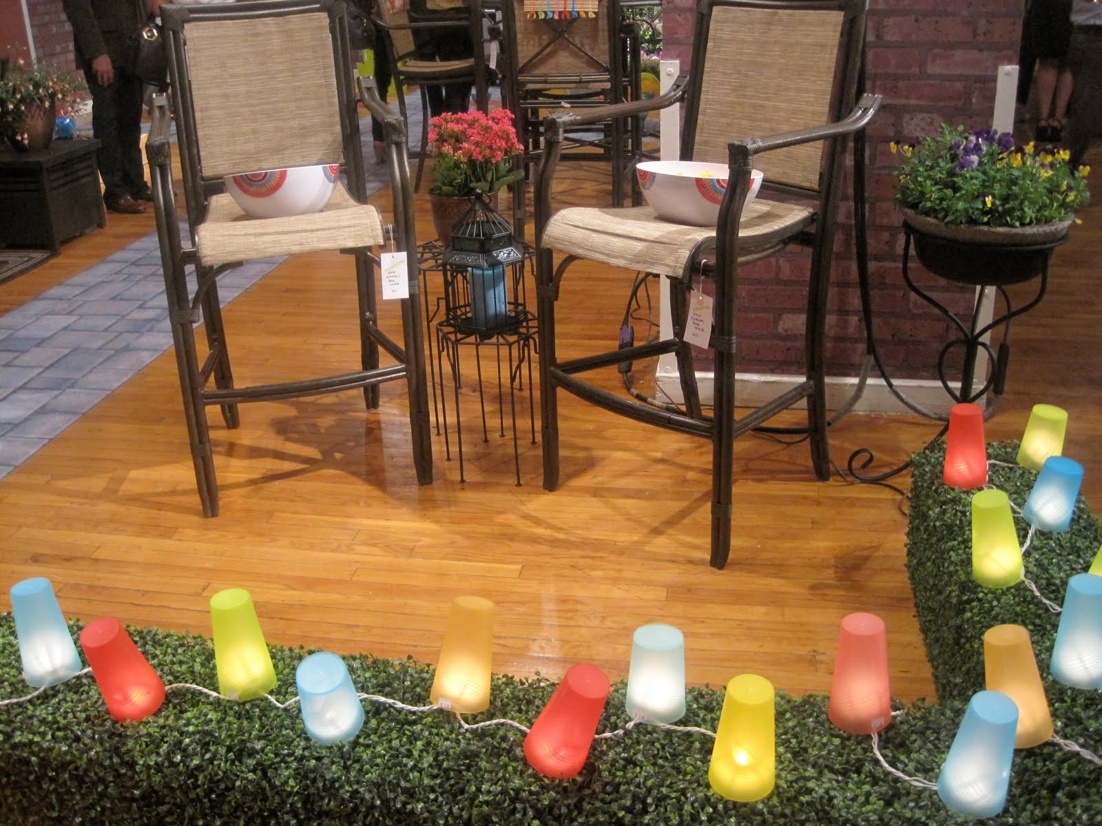 Gallery For Outdoor Party Lights Walmart