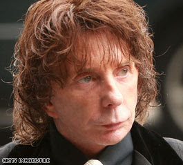 Phil Spector has been found guilty of 2nd-degree murder
