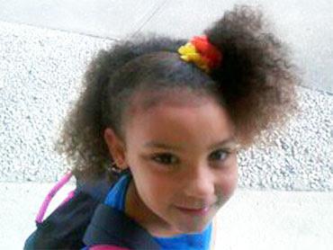 Shaniya Davis, age 5