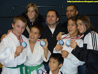 Ch. Genevois Judo 2006