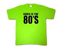 80s RETRO T SHIRTS