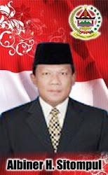 Albiner Hasonangan Sitompul