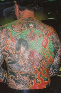 JAPANIS TATTOOS PITURES GALLERY