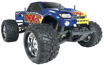 TNX RC Monster Truck Tamiya