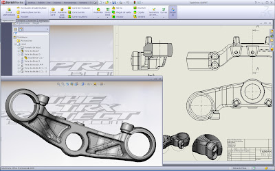 The TRX Project. The Yamaha TRX 850 blog: Steering axle out!