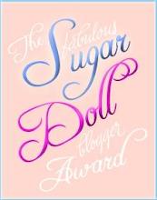 My 1st Blogger award!