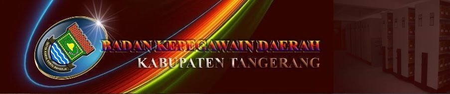 BKD KABUPATEN TANGERANG