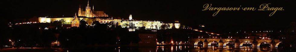 Airton e Gita e Samuel em Praga