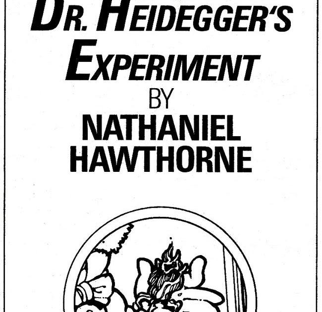 dr heideggers experiment essay