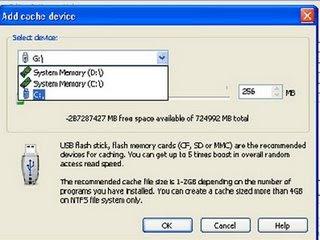 Tips Menambah Kapasitas RAM dengan Flashdisk | shada8
