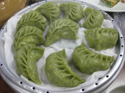Namyangju: Pong Leaf Kal Gook Su – Seafood Noodles + Seafood Pancake