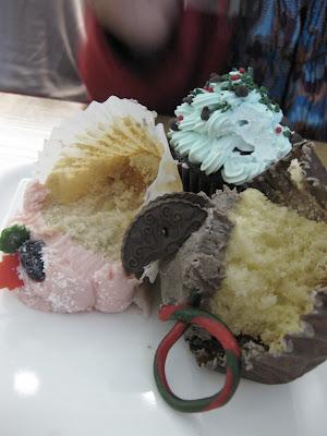 Sinsa: Goodovening Cupcake