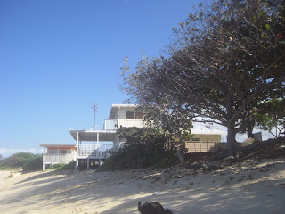 Mokule Ia Beach Lost Houses