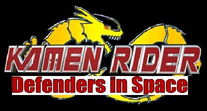 Kamen Riders: Defenders in Space