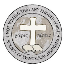 Member of the Society of Evangelical Arminians