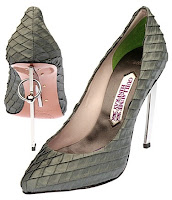 GUILLAUME HINFRAY :  pumps designer pumps shoes metal heels