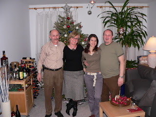 My Dad, Eva, Andrea and Doriel