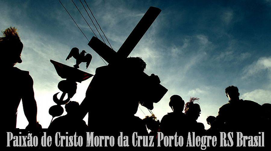Paixão de Cristo Morro da Cruz