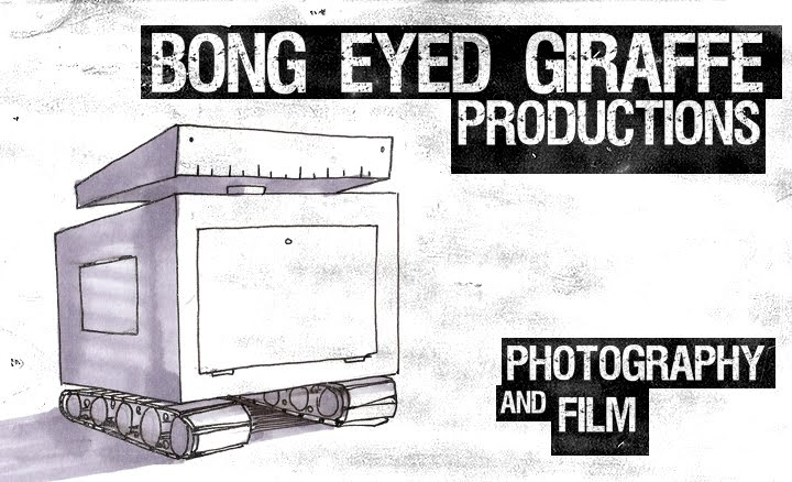 Bong-eyed Giraffe Productions