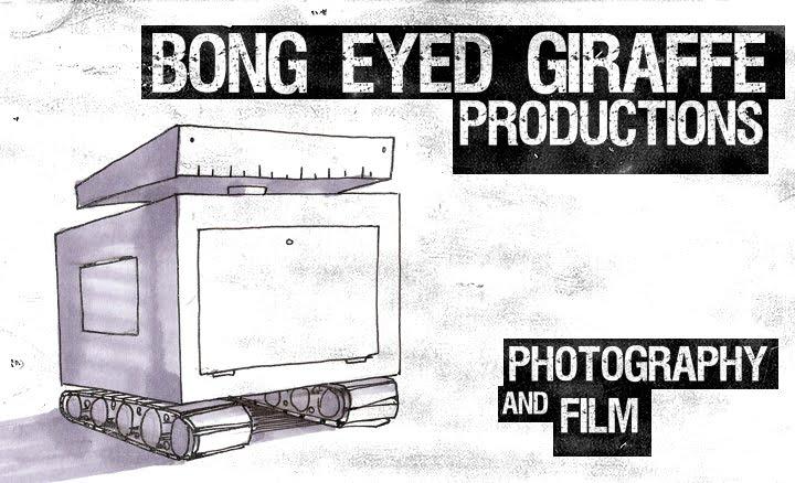 Bong-eyed Giraffe Productions