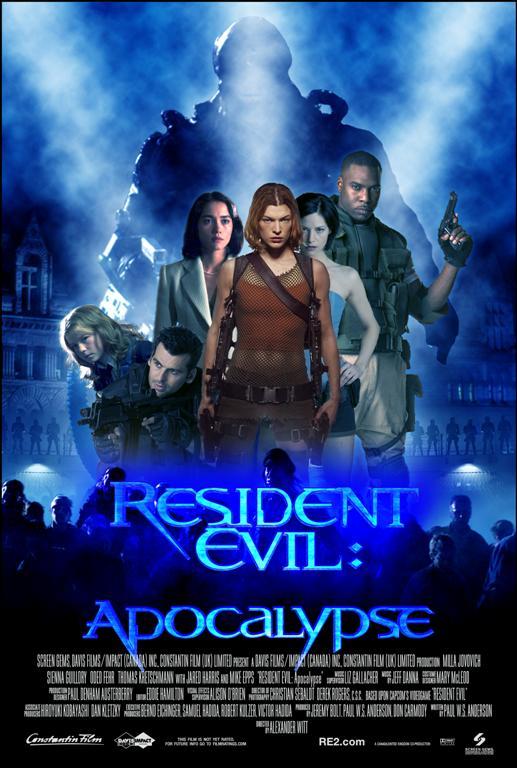 Resident Evil 1,2,3,Degeneración [Latino] [Online Youtube]