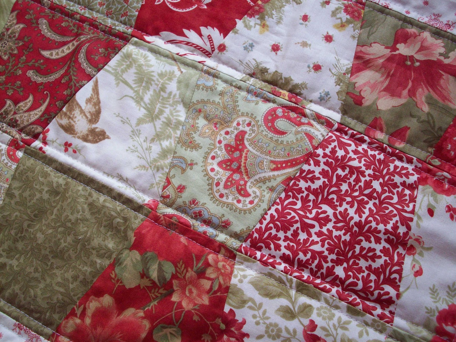 AUNTIE'S QUAINT QUILTS: January 2011 : three sisters quilt shop - Adamdwight.com