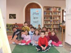 Actividades en la biblioteca