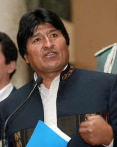 Machismo en Bolivia