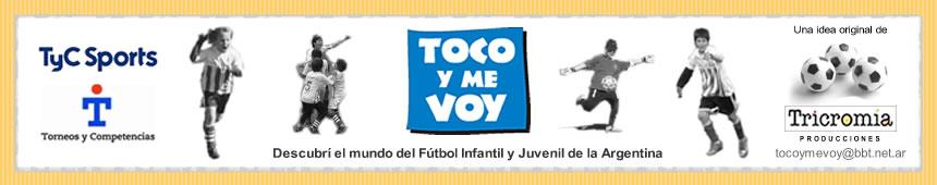 Toco y me voy (Pasion por el futbol)