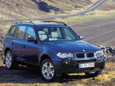 BMW E83 X3