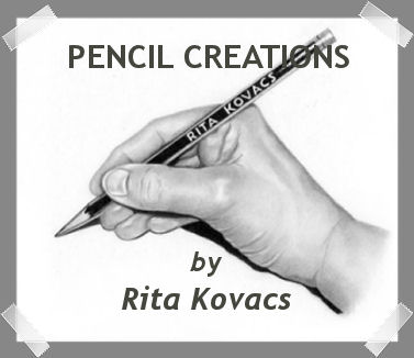 Pencil Creations - Original Graphite Drawings